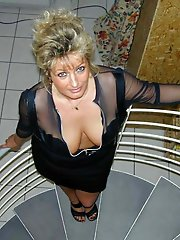 Adored mature gilfs get undressed for you