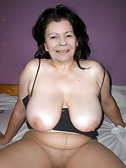 Fascinating mature moms in ideal shape