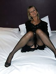 Unbelievable gilf trying to tease