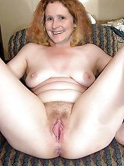 Kinky mature slut having soaked vagina