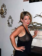 Fantastic mature momma get undressed