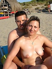 Incredible lass loves nudism so much