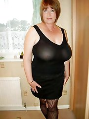 Kinky aged MILFs are taking off their clothes