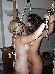 Sensual mature women playing themselves