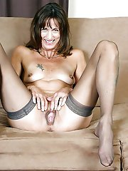 Juicy mature mom get ready for anything