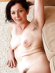 Mature females getting nude