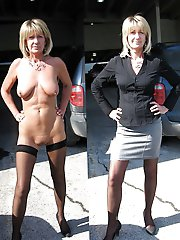 Mature women in perfect shape
