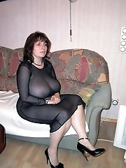 Classy mature lady love fucking very much