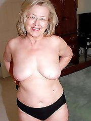 Dissolute mature tarts get ready for anything