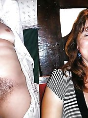 Crazy mature mistresses spreading their lips on cam