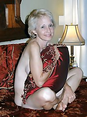 Mature housewives with wet slit
