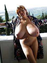 Seductive mature lasses get naked