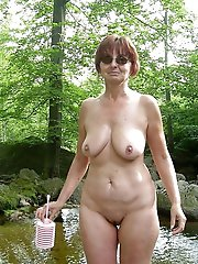 Lovely mature prostitutes having fun