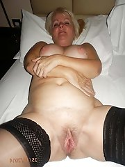 French mature grannies getting nude on camera